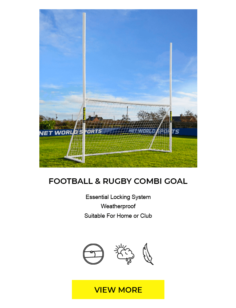 Football & Rugby Combi Goal